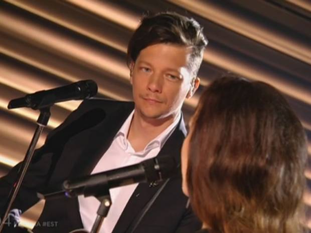 Louis Tomlinson seemingly quits One Direction to perform for Estonia in #Eurovision2015 http://t.co/k6DJfCt8V2