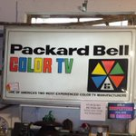Packard Bell is one of America's two most experienced color TV manufacturers.