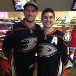 Already finding some of our great fans around United Center! #LetsGoDucks http://t.co/XavXGAr4PA