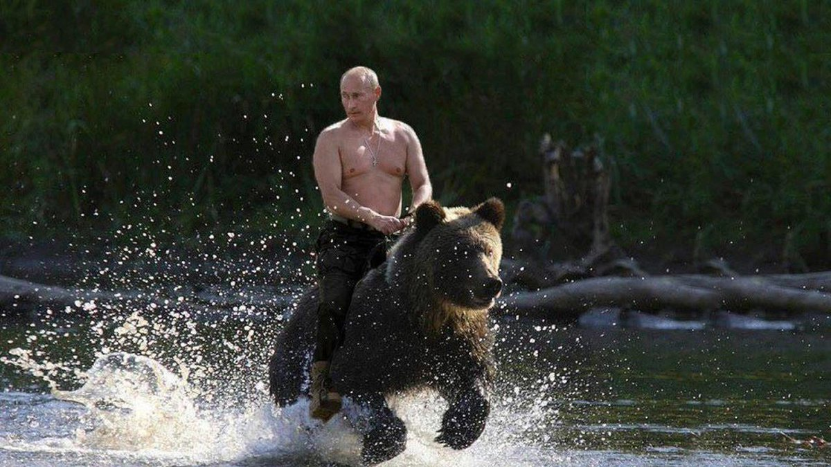 Putin on his way to Sweden right now #eurovision http://t.co/VIrs7PkHJZ