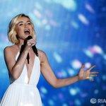 Полина Гагарина заняла второе место на конкурсе «Евровидение-2015» http://t.co/UzV4aFuSDk http://t.co/MgnXKIPKMQ