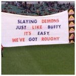 Heres todays banner: #AFLDeesDogs http://t.co/lOSooXA56O