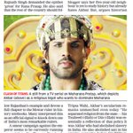 My piece on Akbar in @timesofindia http://t.co/6q2khoSWp4 Its a humble attempt to set the record straight. http://t.co/xFmxI3u04J