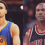 Steph & MJ are only players in Conference Finals history w/ 40 Pts & 5 3-pt FG in a game while shooting at least 55%. http://t.co/diw099Pncd