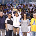 Alyssa Valdez claims another MVP trophy, this time in the SVL Open Conference: http://t.co/xNYdo4osAY http://t.co/hxWUfGNzdP