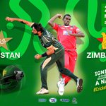 2nd T20I #PAKvZIM #CricketComesHome Good luck to both teams @ZimCricketv http://t.co/KDVzPwPiVZ @SAfridiOfficial http://t.co/Jk4HUVyfXk