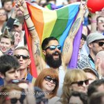 Ireland becomes first country to legalize gay marriage by popular vote http://t.co/KNke8MQAma http://t.co/790wEjjSQC