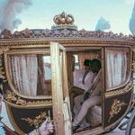 Carriage ride at Versailles http://t.co/f6xl4WK4Rh