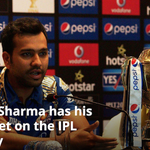 .@ImRo45 has his eyes set on the #IPL trophy. @mipaltan captain keen to bag second title http://t.co/GYy7vHOViI http://t.co/aTO8phTIz5