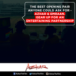The wait is coming to an end..Azhar Teaser coming up on IPL Finale Extraaa Innings. http://t.co/uTqGVnabDt