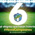 ¡La alegría de hacer historia! Felicitaciones Comunicaciones FC #HexaCrema #Hexacampeones http://t.co/GWJ3PP8n2W
