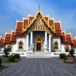 visiting The Marble #Temple #Bangkok, #Thailand http://t.co/3EIwwBEH5A http://t.co/3eSl6xnE96