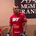Bora, Fenômeno! Já, já, ele vem aí #BelfortnoCombate #UFC187 http://t.co/UHeH3UB59z
