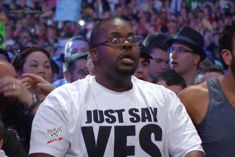 Me during the Arlovski vs Browne fight. #UFC187 http://t.co/phowGvas7a