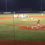 Cardinals win!!!!!! Walk off by Plesac! 9-8 four runs in the ninth with two outs http://t.co/fyfTeD4AF1