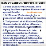 Have a look: How Congress Cheated Hindus and Misguided Nation with Sickularism #PappuMisguideIndia http://t.co/D3CpyIZuEM