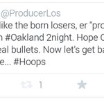 The producer of @abc7newsBayArea spoke of his hopes of protesters being shot in a tweet. #Oakland @ProducerLos http://t.co/sVEBooc4xq