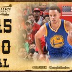 Dubs take Game 3, lead the series 3-0. #StrengthInNumbers http://t.co/EtH6nS2j4L