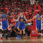 Warriors are now 1 win away from their first finals appearance in 40 years. (Won title in 1974-75) http://t.co/CJMYku5PBt