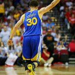 #SAPStatLineOfTheNight Stephen Curry dropped a crazy efficient 40 points (12 of 19 FG), 7 assists & 5 rebounds. http://t.co/O7L1YD2af7