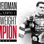 Chris Weidman defends his @ufc middleweight title via first-round TKO and is now 13-0. http://t.co/za3tEhXdjl