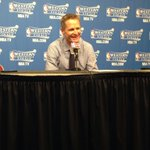 """Steph was Steph"" - Coach Kerr on Currys incredible 40pt performance. http://t.co/QgLTyD3tco"