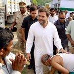 #PappuMisguideIndia How a Older man touching Feet of Pappu(Amethi Visit) Its called Gandhi Nehru Democrat India. http://t.co/kKtSW1f98S