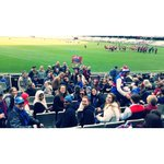 Great turn out by @MUWFC supporting @womensfooty @westernbulldogs @melbournefc #AFLWomensGame today @MCG #leadtheway http://t.co/0yRFkaMLBp