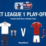 Heres a reminder of the colours @pnefc and @Official_STFC will be lining up in at this afternoons #PlayOffFinal http://t.co/fe3tadhap5