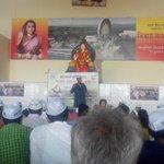 Aap MH Convenor Subhash Ware addressing #AAPKisanYatra http://t.co/2l554zwAoa