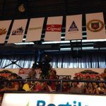 This cant get any better? Fullhoude crowd. 22-11 PLDT @PhilippineStar http://t.co/2QeWZJTceW