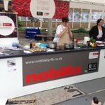 @RFKkitchens with @14Records at @WarwickFoodFest thanks to @cjseventswarks http://t.co/6uAagjK59k