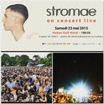 MERCI. .. Vous étiez FORMIDABLES!  #StromaeAbidjan http://t.co/vKqalVex33