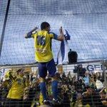 Un 24 de Mayo del 2009 tocamos la gloria en Irún y un 24 de Mayo del 2015 la tocaremos en Oviedo #OviedoAmarillo http://t.co/PRnkGeMJB5