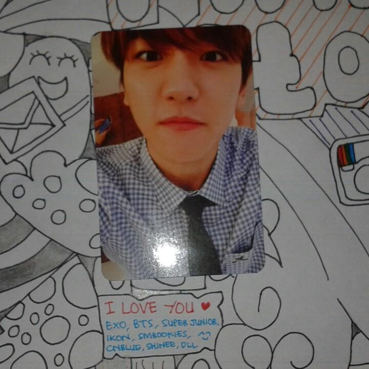 @EXOtrading (INA) WTT PC HAVE : baekhyun K ver WANT : Baekhyun M / Sehun M ver Thanks :) http://t.co/p3VDkpgKNw