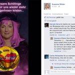 Was FPÖ-Abgeordnete Susanne Winter an langen Wochenenden so alles auf Facebook postet: http://t.co/6aywILU2oS