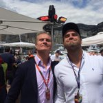 The annual Jaw-off continues....think I take it this year @therealdcf1 #MonacoGP @RedBullUK @redbull http://t.co/l68fUN940u