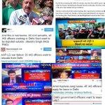 Naxalites @ArvindKejriwal @msisodia kept media away from Delhi sectt & now IAS officers @ANI_news @timesnow @newsx http://t.co/DkTXLyjfnq