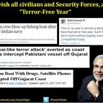 After a full decade year 2014-15 has become terror free due to #ModiDoval team now India feel safe. #ScamMuktBharat http://t.co/T5YLk2cSGd
