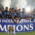 #IPLFinal 2013 Champions - @mipaltan #MI #IPL http://t.co/irxeVKaXpT