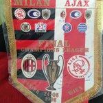 RT @ajaxrevolutie: Wat een Ajax was dat ... #Ajax1995 samen met mijn vader dagvlucht naar Wenen, feest door de straten & gewoon winnen! htt…