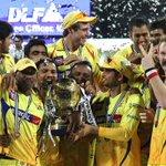 #IPLFinal 2011 Champions - @ChennaiIPL #CSK #IPL http://t.co/BtlF4LVOvm
