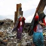 #Nepal landslide blocks river, raises fears of #flood reaching India http://t.co/NhbQBGNgYX http://t.co/czdjv642xj