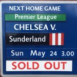 Good morning! The Champions play our final Premier League game of the season today... #alltheway http://t.co/9IpQrtNnrd