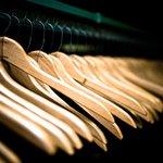 Jeremy Howes wardrobe ... nothing but hangers #AFLDeesDogs #afldemonsdogs http://t.co/irUQM6z5r8
