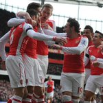 Morning all, today is @Arsenal's final @premierleague game of the season. How would you assess the campaign? #AFCvWBA http://t.co/CAkSHTACUM