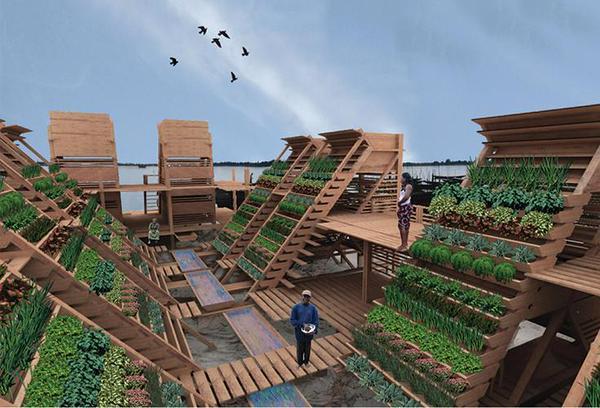 En zo brengen we #stadslandbouw naar een hoger niveau.. #duurzaamheid @EetbaarEde @RonnieAmsterdam @AnkeOlthoff http://t.co/2BQe5GYTOF