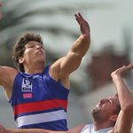 VIDEO: Watch the incident which landed @westernbulldogs ruckman Will Minson in strife http://t.co/uypsSjmqfA http://t.co/qUtdRoByJK