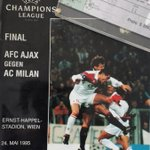 RT @martijnpaehlig: Die dag dus. #Ajax1995 http://t.co/9epA8Ds4J1