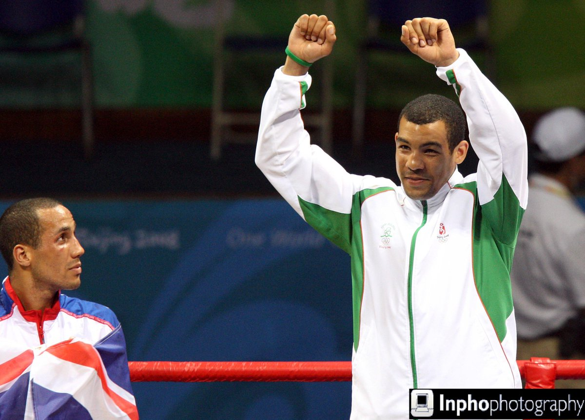 James DeGale dedicates his world title to an old friend - late Irish boxer Darren Sutherland http://t.co/S66RyYsL7p http://t.co/Jzi2I4lZJT